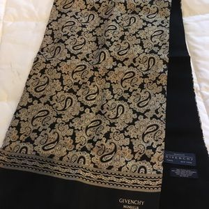 Authentic Givenchy Scarf